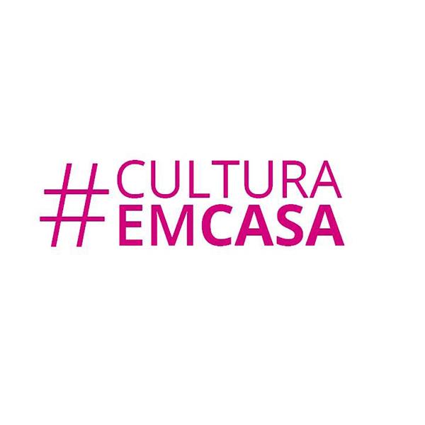 Logo #CulturaEmCasa